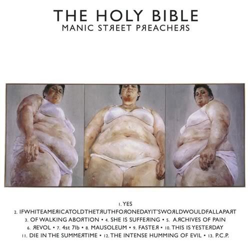 The Holy Bible : Manic Street Preachers