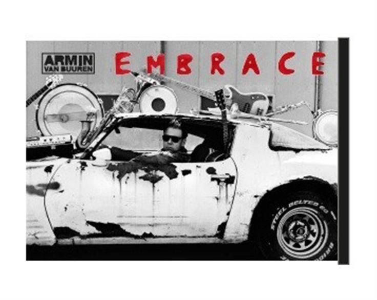 Armin van Buuren Armin van Buuren - Embrace Flag - Armada Music Shop