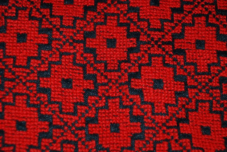 www.backofthebottomdrawer.com Hand Embroidered Bedouin Wedding Dress - Detail Beautiful design and pattern