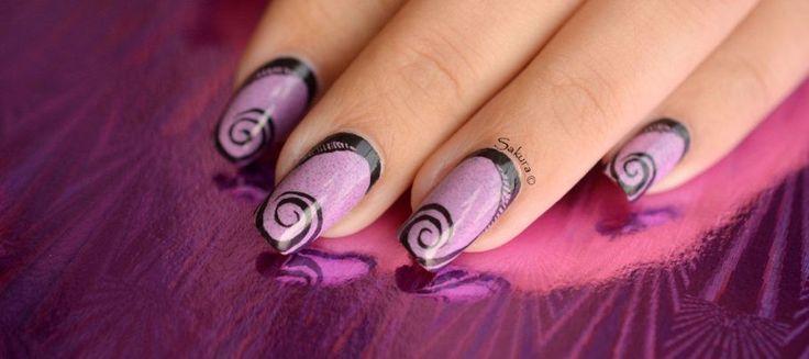 Nail Art Tourbillon