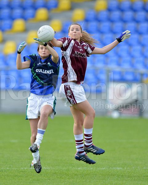 2012 Longford Ladies Intermediate Football Championship Final 2012, Mullinalaghta v Rathcline, Pearse Park