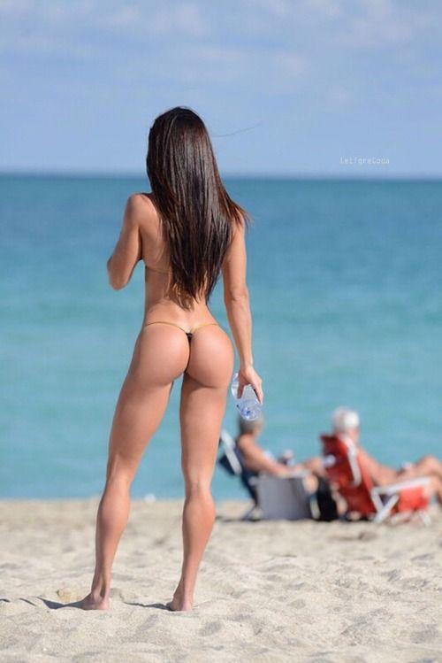 Hottest naked brazilian ass #7