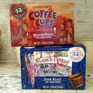 Trader Joe's | KEURIG K-CUP | 12 Single Serve Cups $4.99 | トレーダージョーズ | キューリグ | Kカップ  #traderjoes #coffee #kcup #keurig