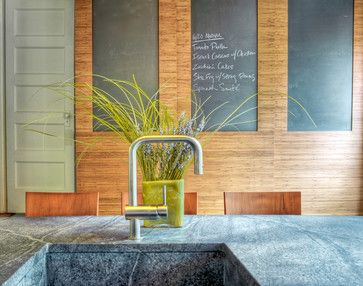 Soapstone Kitchen Counters    Often used in laboratories for its resistance to stains, chemicals and bacteria, soapstone is a durable and natural choice for a kitchen. At 80 to 100 per square foot installed, it might be on the more expensive side, but it can be a lifetime investment.