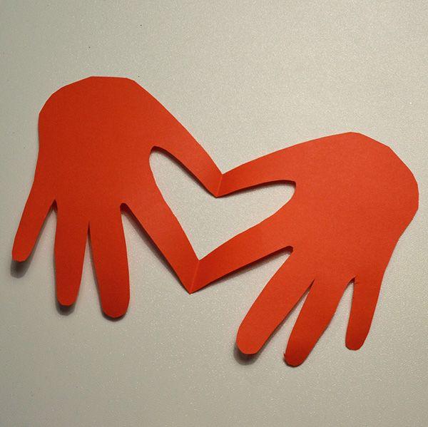 Alla hjärtans dag-pyssel för barn