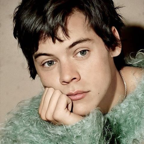 Harry for Rolling Stone Magazine