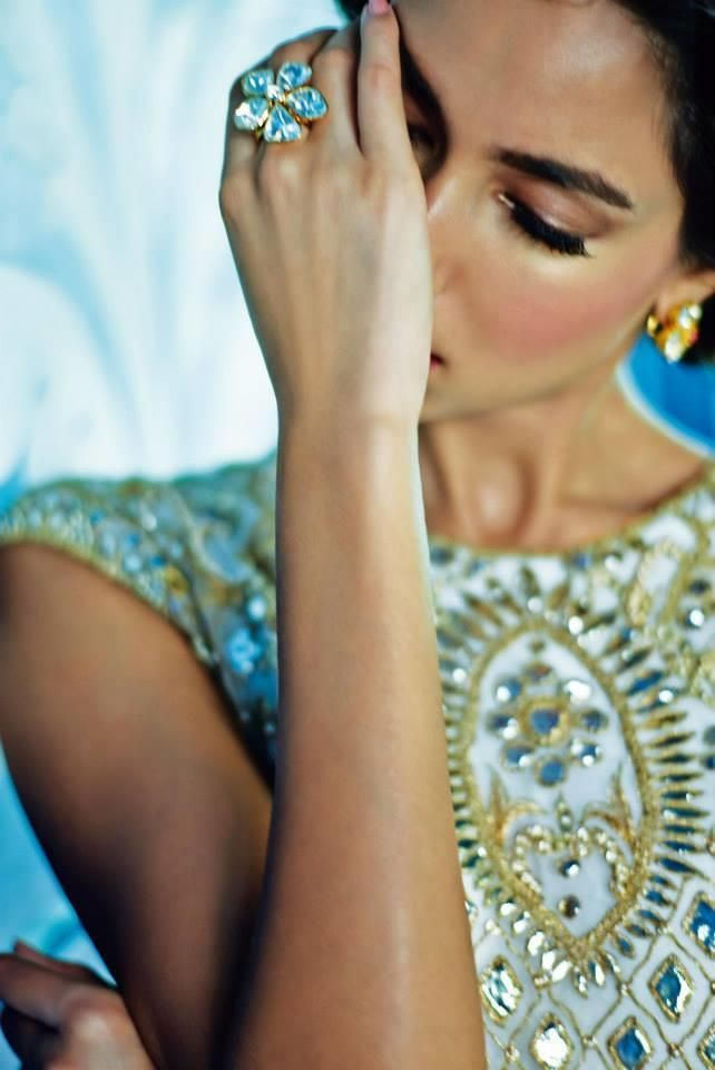 Anita Dongre Festive 2014 collection 1