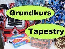 Tapestry Grundkurs mit Video Anleitung und wertvollen Tipps – Andrea Kamski