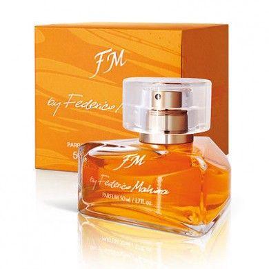 FM 287 Parfum Damen Luxus Kollektion 50ml Ein verlockender Duft aus Tonkabohne, chinesischem Süßholz, Amber, Mandel und Jasmin  Duftrichtung: Holzig/Floral