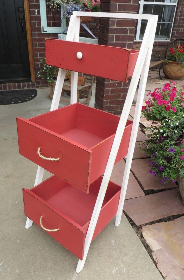 Finding inspiration for a ladder shelf and my master for Bedroom shelves inspiration