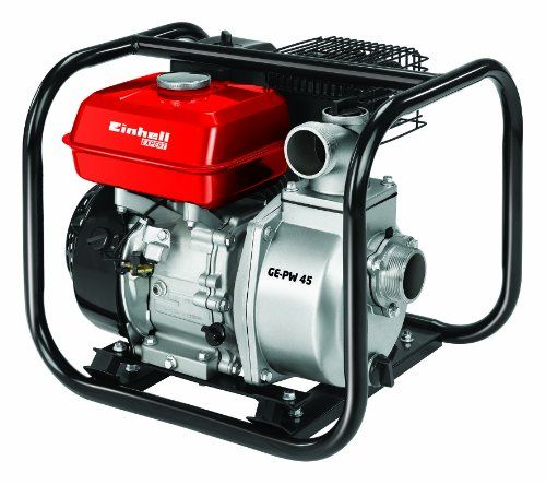 http://ift.tt/1TWc0wq Einhell GE-PW 45 Benzin-Wasserpumpe 48 kW max. 23.000 l/h inkl. umfangreiches Adapter-Zubehör und Saugkorb $(niiloip)!#