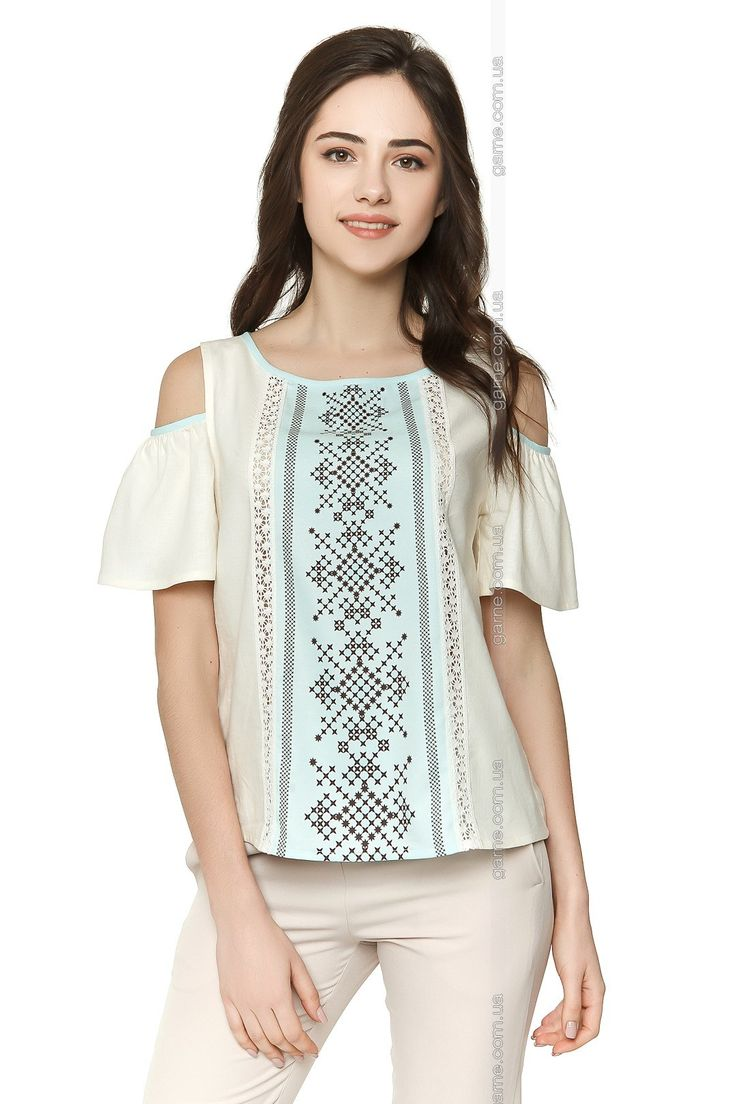 Майка. Блузы, рубашки: NENKA - артикул: 3102370.