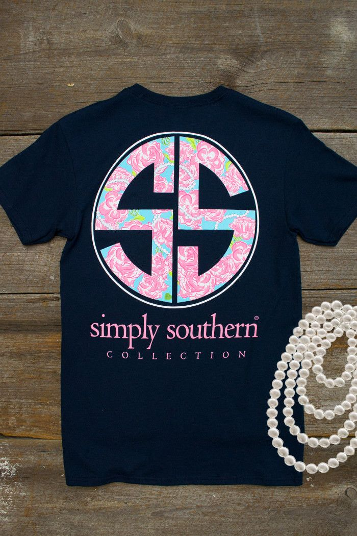 Simply Southern Logo Tee
