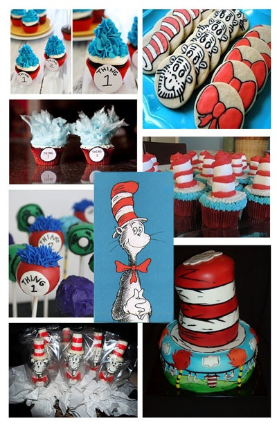 Dr Suess: Baby Donkeys, Suess Parties, Ideas Parties, Food Ideas, Birthday Parties, Parties Ideas, Dr. Seuss, Party Ideas, Dr. Suess