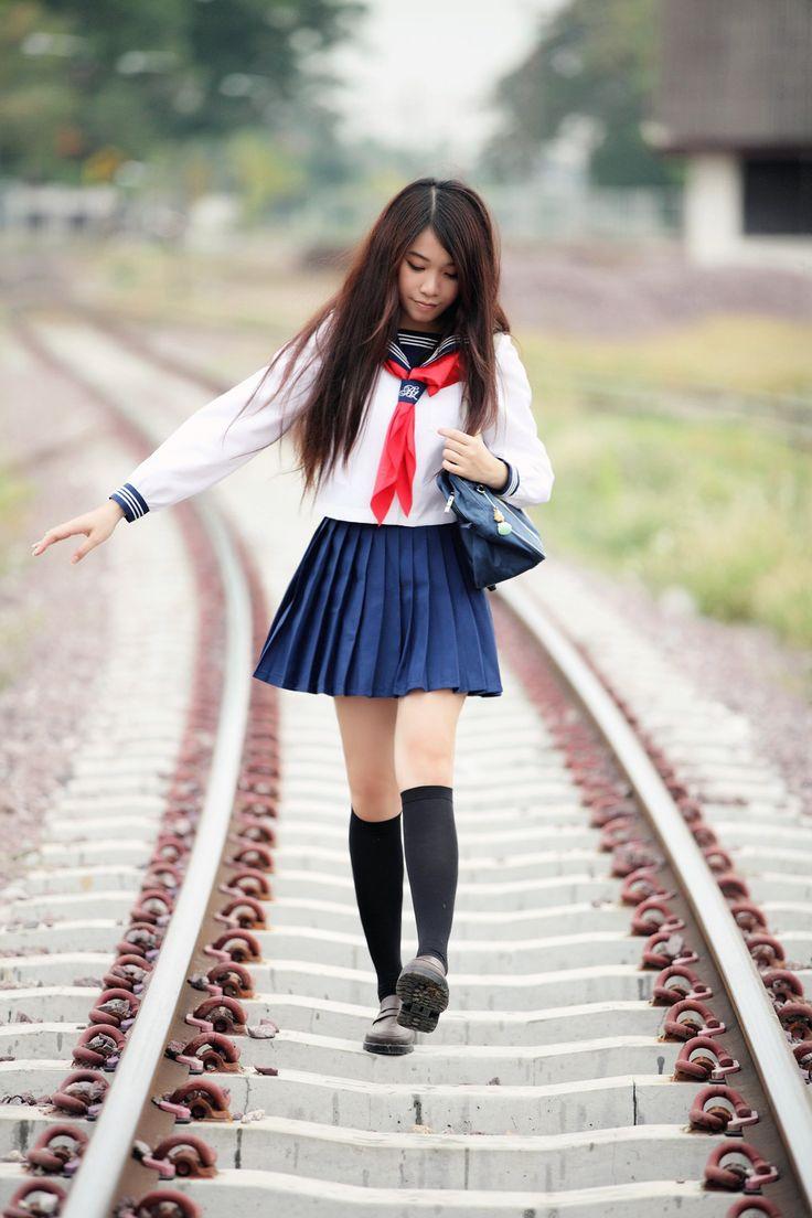 Girl japan school-7213