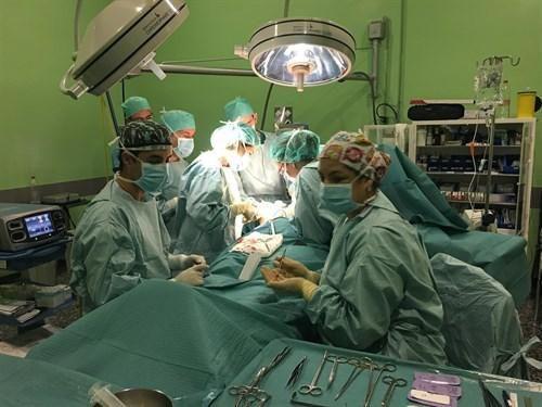 8.690 personas están en lista de espera quirúrgica en Cantabria