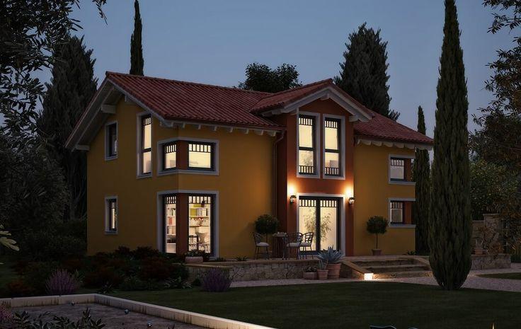 42 besten mediterrane h user bilder auf pinterest stadtvilla haustypen und mediterrane h user. Black Bedroom Furniture Sets. Home Design Ideas