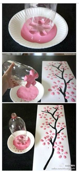 Cool DIY paint idea! Credit: ig||do_or_diy
