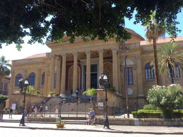 Teatro Massimo_Palermo