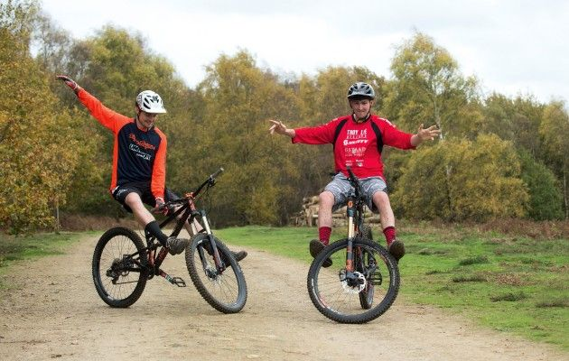 Learn To Track Stand In 8 Steps Mountain Biking Bike I Want To Ride My Bicycle