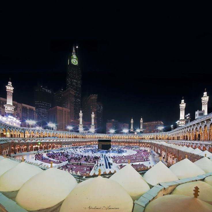 Holy Kaaba by ashamandour