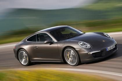 Faster New and Improved Carrera 4 and 4S Coming