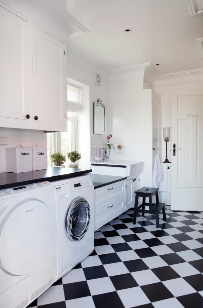 Slik organiserer du vaskerommet, Bonytt nr 2 2014.