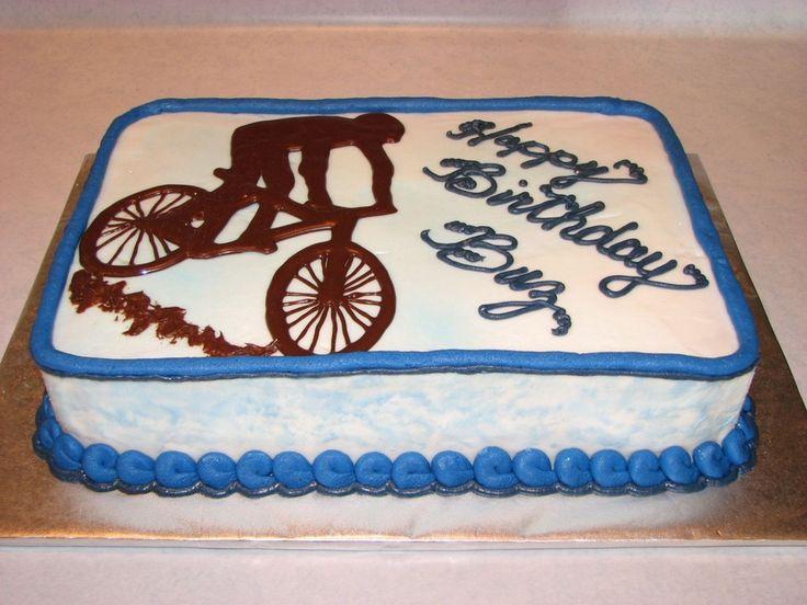 mountain bike cake - Google Search