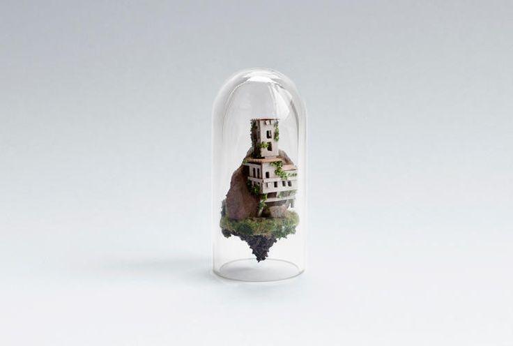 Архитектура в пробирке от Розы де Йонг – Журнал – His.ua