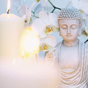 Support & Grounding of Being (White Essence) - May 2-3, London