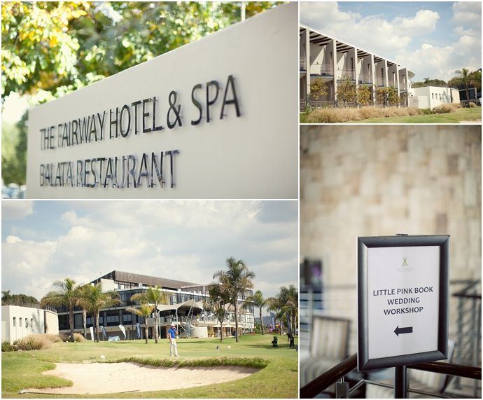 Gauteng Wedding Workshop – The Fairway Hotel and Spa