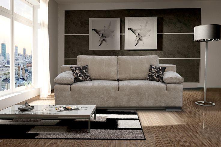 sofa AMARO ! http://sweethomeshop.pl/pokoj-dzienny/meble-wypoczynkowe/kanapa-amaro-detail