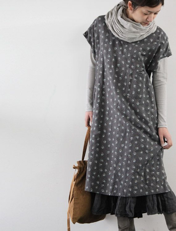 [Envelope Online Shop]Dress mesange