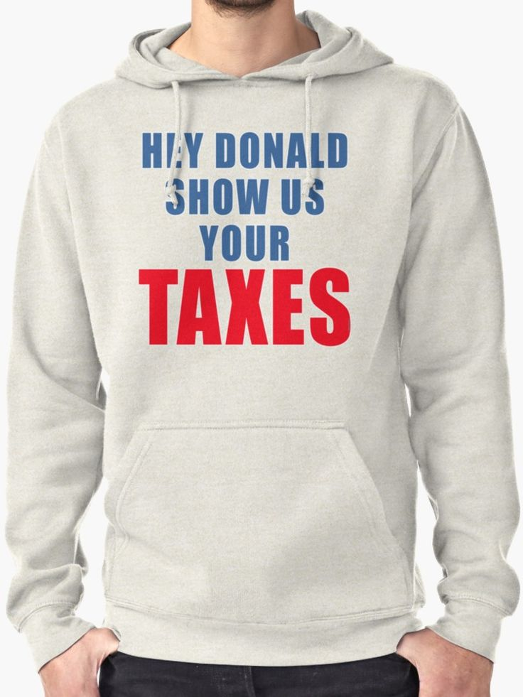 DONALD TRUMP SHOW US YOUR TAXES by LoveAndDefiance