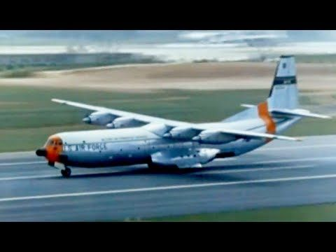 "Douglas C-133 Cargomaster: ""Airlift of the Atlas Missile"" 1960 US Air Force Training Film https://www.youtube.com/watch?v=B1Xpw16fVLo #USAF #missile #history"