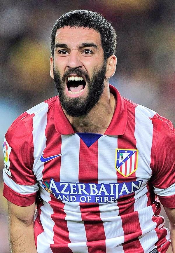 Arda Turan Atlético de Madrid - Atleti