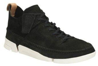 Men's Clarks 'Trigenic Flex' Leather Sneaker