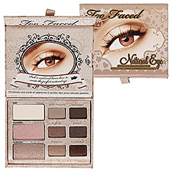 Too Faced - Natural Eye Neutral Eye Shadow Collection    #sephoraEye Neutral, Neutral Eye, Eye Shadows, Nature Eye, Too Faced, Shadows Collection, Eyeshadows, Natural Eyes, Face Nature