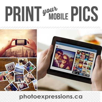Release your photos from your phone so everyone can enjoy them!