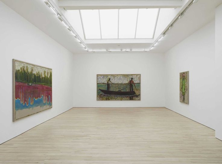 billy childish, carl freedman gallery, billy childish oil on linen, billy childish painting, billy childish installation, billy childish carl freedman gallery