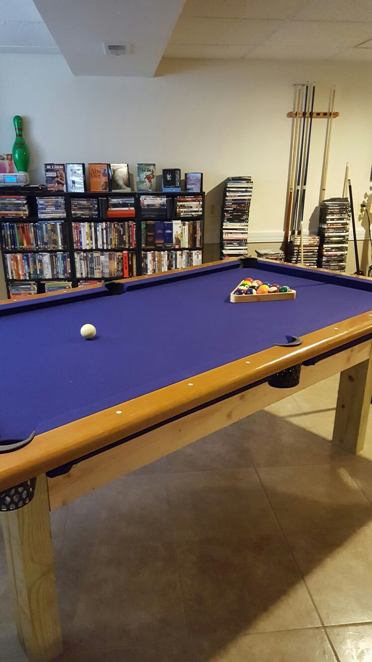 find this pin and more on pool table plans - How To Make A Pool Table