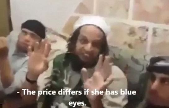 ISIS Sex Slave Market is Modern Repeat of Barbary Pirate Trade. 05Nov14