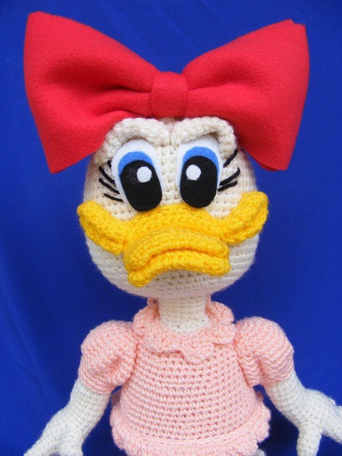 9 best donald duck and daisy images on Pinterest   Gänseblümchen ...