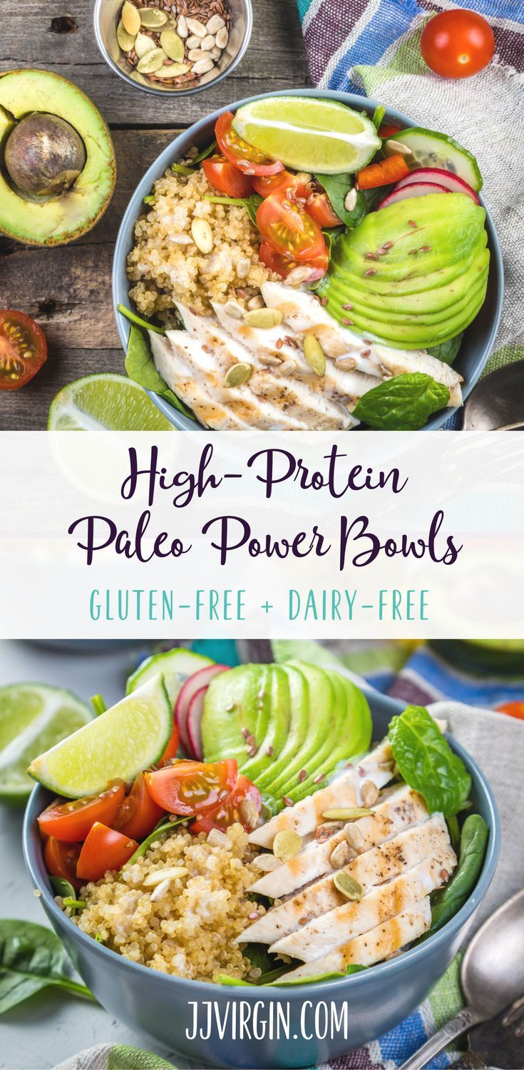 Choose your own combo of meat, fruits, and veggies for a customized one-bowl Paleo meal that's full of flavor, plus healthy protein, fats, and fiber! Get this gluten free, dairy free, healthy dinner recipe now.
