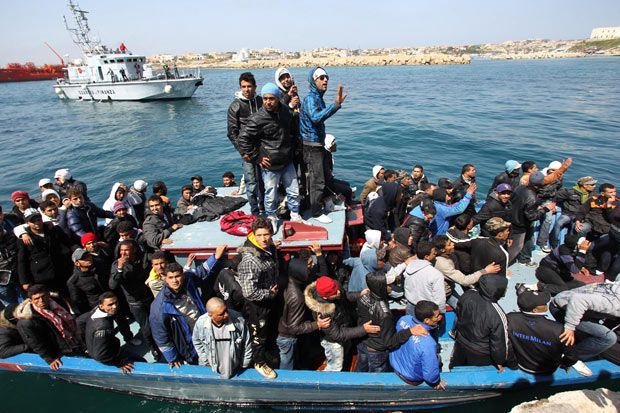 Sicily declares state of emergency amid Lampedusa migrant crisis