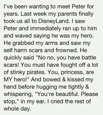 So. Many. Feels...This is just too beautiful.