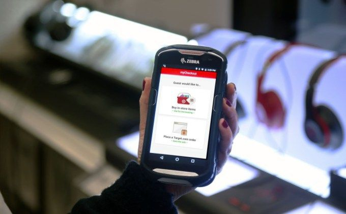 Walmart and Target embrace in-store mobile checkout for the