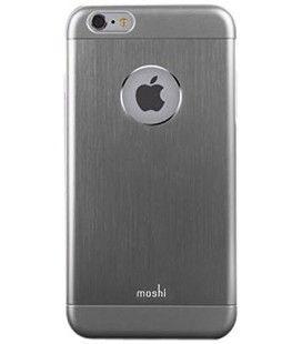Moshi iglaze armour apple iphone 6 plus gris - premium aluminium case para apple iphone 6 plus