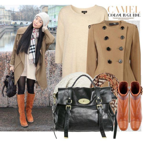 "Street Style - ""Uliana"" // created by nastyaafanasova on polyvore"