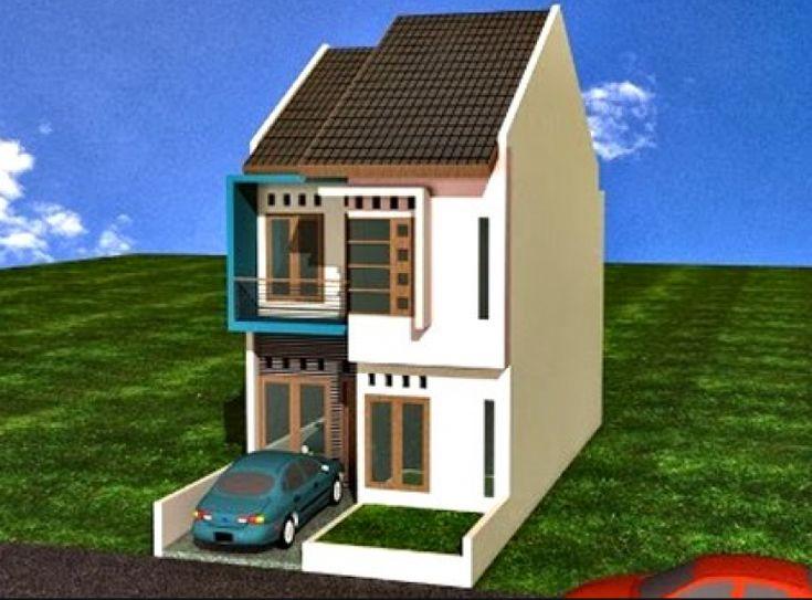 Biaya Bangun Rumah Minimalis 2 Lantai Type 21 Paling Hemat ...